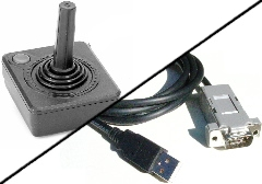 USB Atari RetroPort