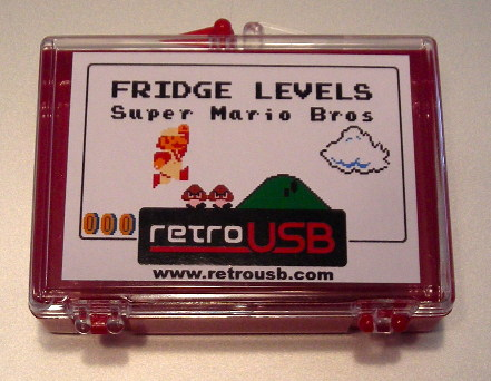 Fridge Levels - SMB