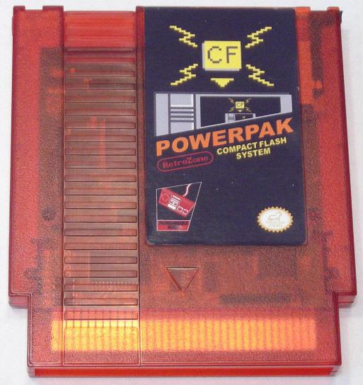 Powerpak Retrousb